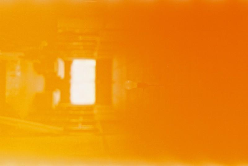 フィルムカメラ 光漏れ 作例