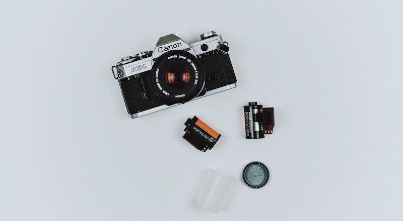 フィルムカメラ 写真