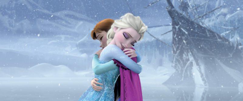 アナと雪の女王2 画像