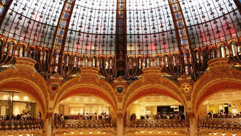 Galeries Lafayette 画像