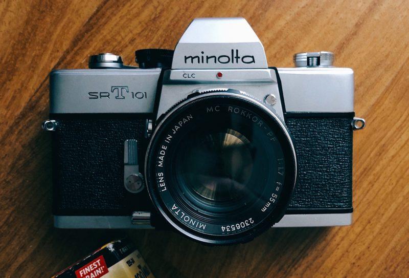 フィルムカメラ 画像