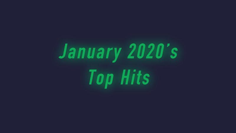 2020年 ヒット曲 画像