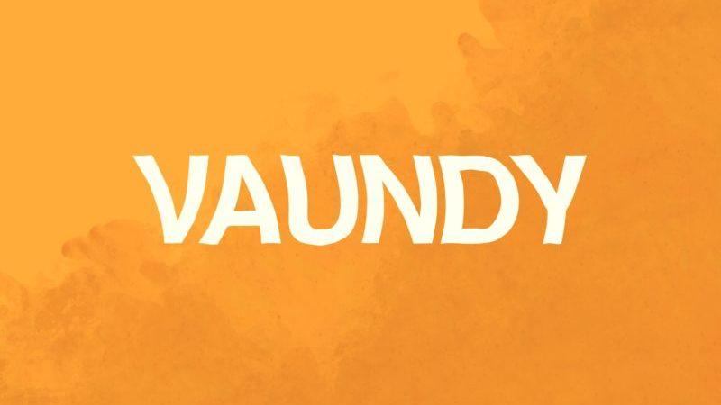 Vaundy 画像