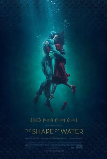 SHAPE OF WATER 画像