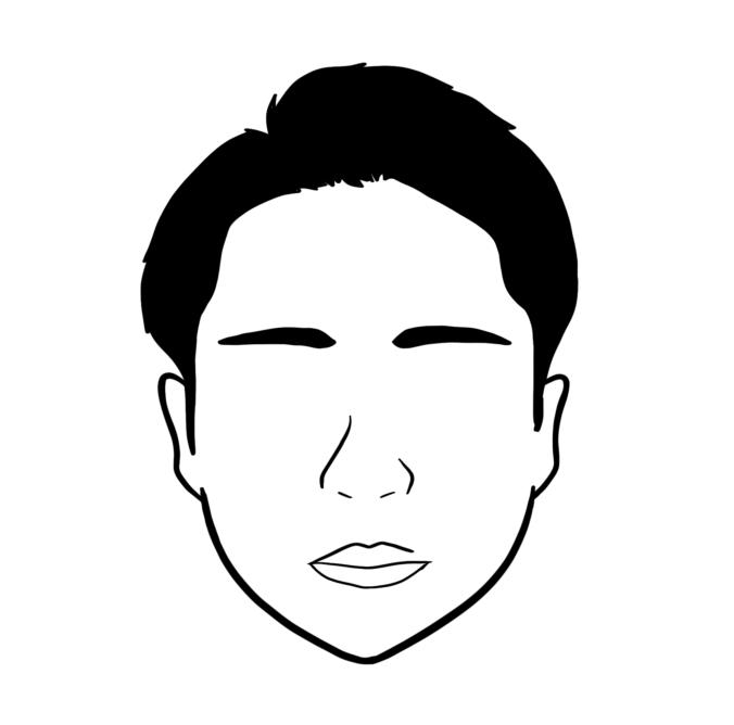 JIRO 似顔絵
