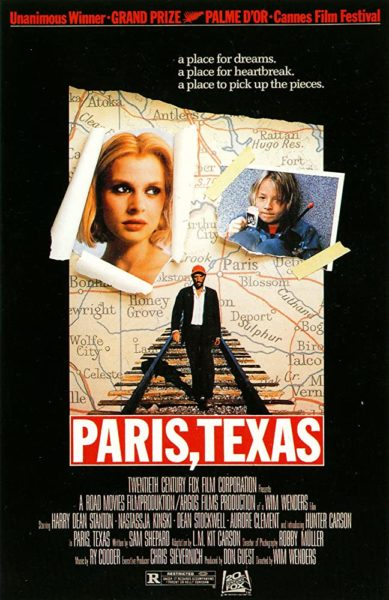 PARIS,TEXAS 画像