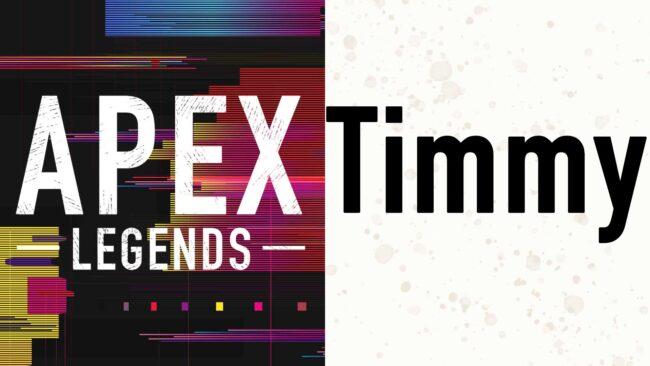 APEX Timmy ティミー 画像