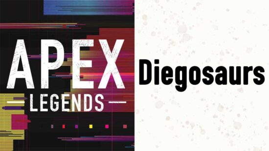 APEX Diegosaurs ディエゴ 画像