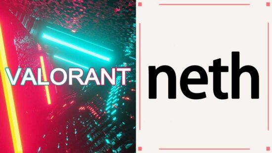VALORANT neth ネス 画像